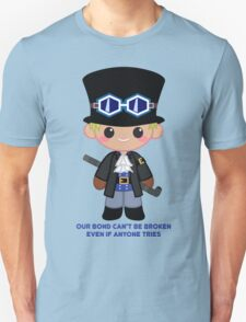 Cute Sabo Unisex T-Shirt