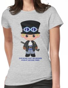 Cute Sabo Womens Fitted T-Shirt