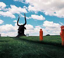 Road Of Sacrifice by Elephantman