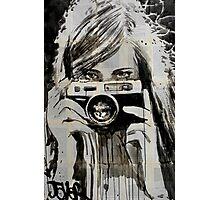 shutterbug Photographic Print