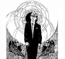 Stephen Hawking by Jayson  Orr