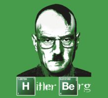 The most evil man in the world. Hitlerberg. by RSJMann