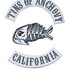 Tins of Anchovy  by Radwulf