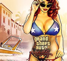 Grand Theft Auto : Vice City  by Bespoke