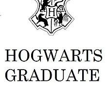 Hogwarts Graduate  by ashbabyirwin