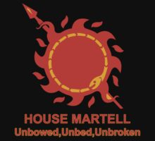 House Martell Tee by meganfart