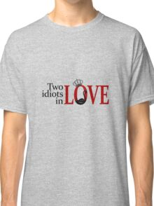 Swan Queen - Two idiots in love Classic T-Shirt