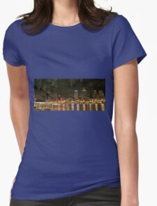 River City Womens Fitted T-Shirt