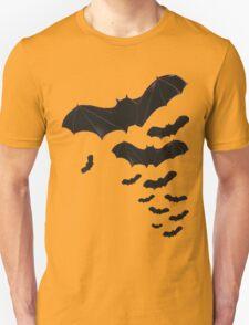 Halloween Special - Flying Bats T-Shirt