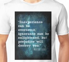 Inexperience Can Be Overcome Unisex T-Shirt
