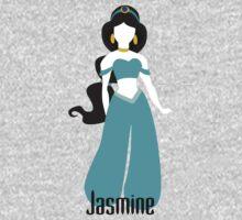 Jasmine from Alladin Kids Clothes
