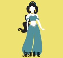 Jasmine from Alladin by awiec