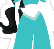 Jasmine from Alladin Sticker