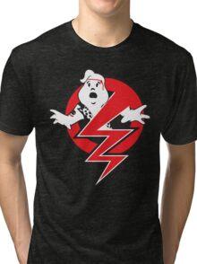 Transylvanian Ghostbusters Tri-blend T-Shirt