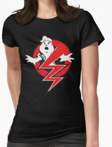 Transylvanian Ghostbusters Womens Fitted T-Shirt