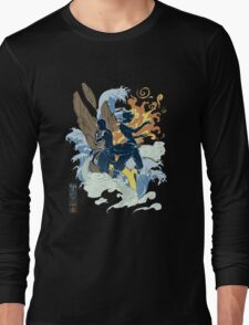 Avatar Bender Long Sleeve T-Shirt