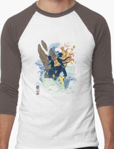 Avatar Bender Men's Baseball ¾ T-Shirt