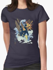 Avatar Bender Womens Fitted T-Shirt