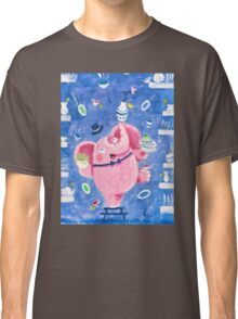 Elephant in a porcelain shop - Clumsy Rondy the Elephant Classic T-Shirt