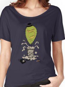 Press Monster Women's Relaxed Fit T-Shirt