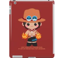 Cute Ace iPad Case/Skin