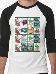 show me the money Men's Baseball ¾ T-Shirt