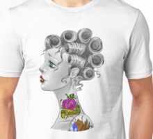 Tattooed Curlers Unisex T-Shirt