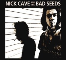 NICK CAVE & THE BAD SEEDS by DelightedPeople