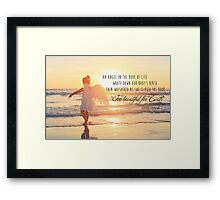The Book of Life - Baby Framed Print