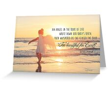 The Book of Life - Baby Greeting Card