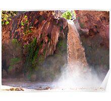 Havasu Falls Study 2 During Flash Flood Poster