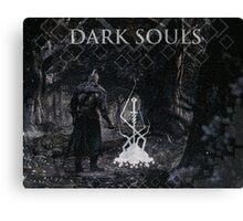 DARK SOULS  Canvas Print