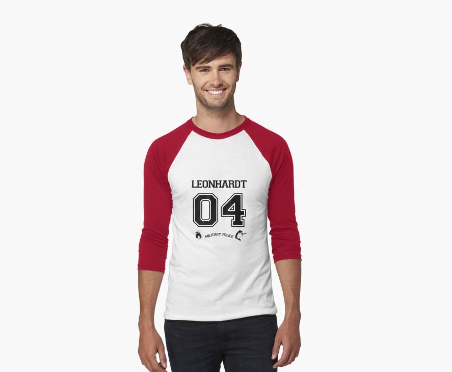leonhardt by crowknight
