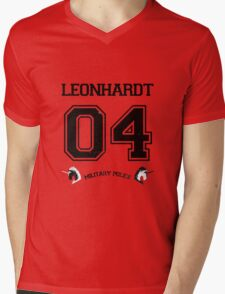 leonhardt Mens V-Neck T-Shirt