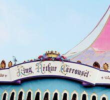 King Arthur's Carousel by mouseketia