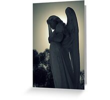 Afterlife Greeting Card