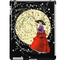 Girl In Flowers iPad Case/Skin