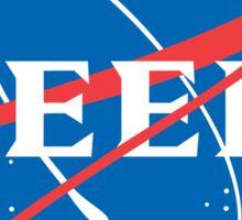NASA GEEK Sticker
