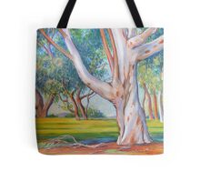 Gum Tree in the Park Tote Bag