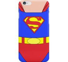 Super Man iPhone Case/Skin