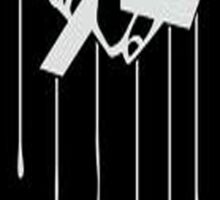 The Godfather Puppet Sticker