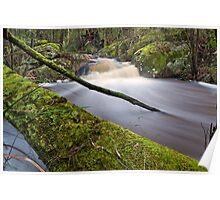 Bourke Creek Rapids Poster