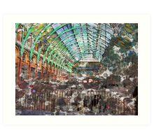 Covent Garden Art Print