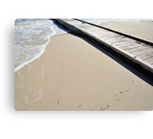 little jetty Canvas Print
