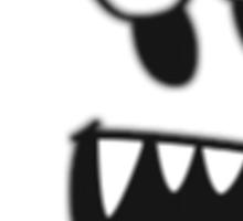 Boos-parent Sticker