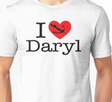 I Love Daryl Unisex T-Shirt