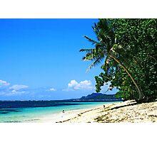 Alegria Beach -  Siargao Island Photographic Print