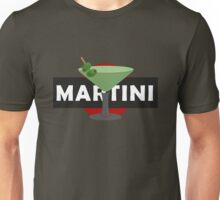 Martini Drink Unisex T-Shirt
