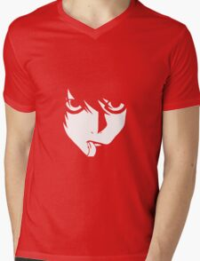 KIRA - Deathnote Mens V-Neck T-Shirt