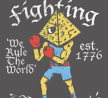 The Fighting Illuminati by giovonni808